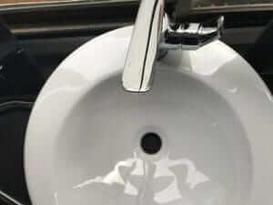 洗手盆淤塞 通渠